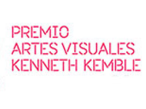 Primer Premio Artes Visuales Kenneth Kemble