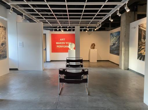 Homage & Oblivion | Syd Krochmalny en The Noyes Museum of Art of Richard Stockton University